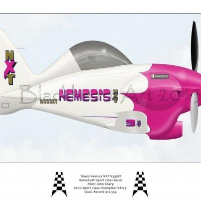 """Sharp Nemesis """"Nemesis"""""""