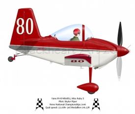 RV8 Race 80