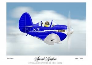 """Supermarine Spitfire """"Speed Spitfire"""""""