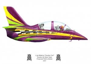 """L-39 Albatros """"Voodoo Too"""""""