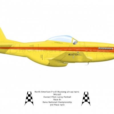 Leroy Penhall's Race 81