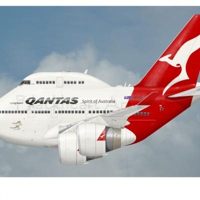 747400 Qantas