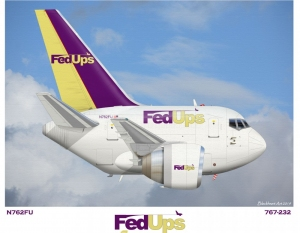 767 FedUps Airlines