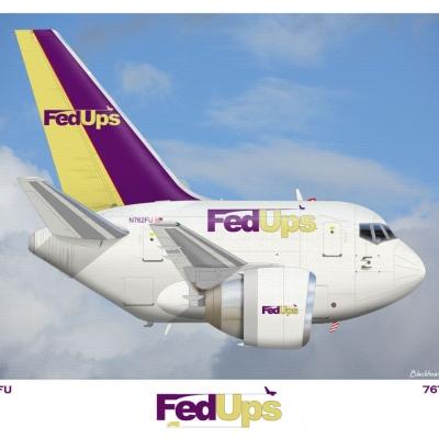 767 FedUps Airlines