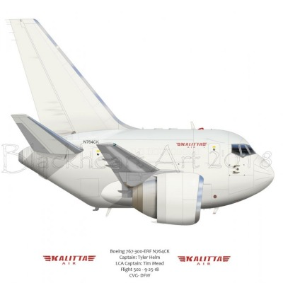 767 Kalitta Air
