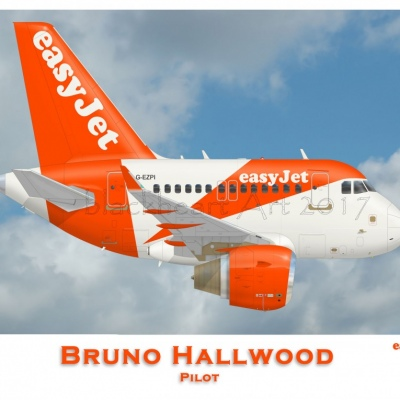A320 Easy Jet