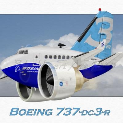 Boeing 737/DC3