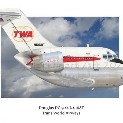 TWA DC-9