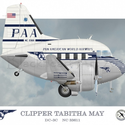 Clipper Tabitha May