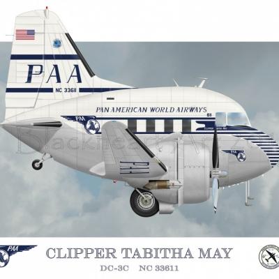 Clipper Tabitha May