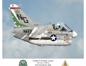 A-7 from VA-215