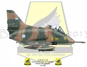 A-4B  Rio Gallegos