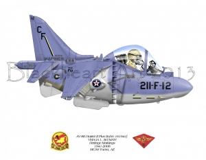 AV-8B Harrier II Heritage Scheme
