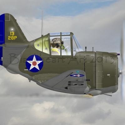P36 USA prewar