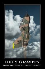 Defy Gravity F-111