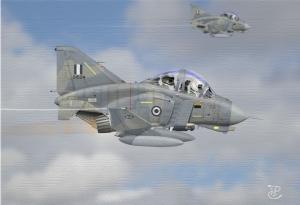 Greek F-4 Pantom