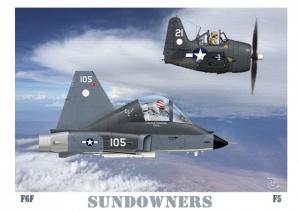 VF-111 F-5/Hellcat