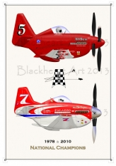 Steve Hinton Print Special 12x17