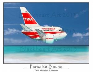 TWA Approach 767