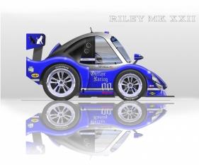 Riley Track Car