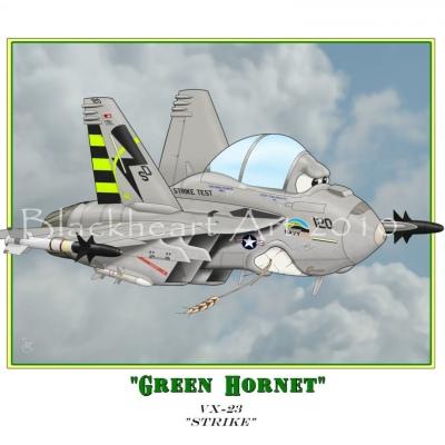 """""""Green Hornet"""""""