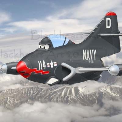 F9F Angry Panther