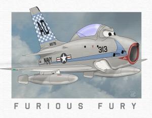 Furious Fury
