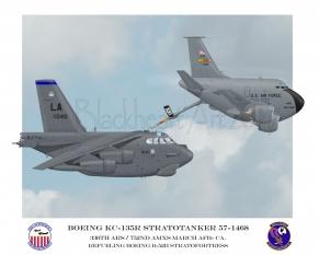 KC-135 B52