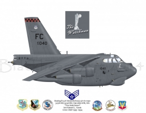 "Custom B-52H ""The Watchman"""