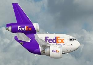 MD11 FedEx