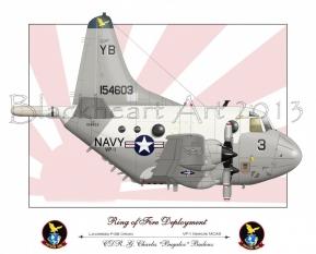 P-3 VP-1 Custom print