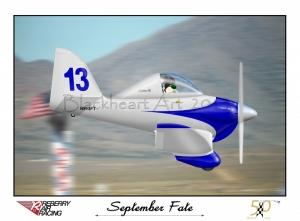 """""""September Fate"""" F1 Racer"""