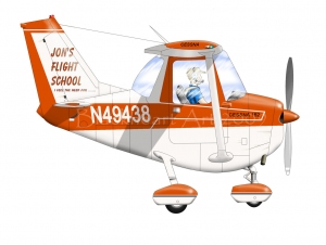 Cessna 152 Commission