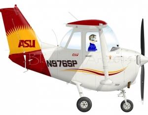 ASU Cessna 172