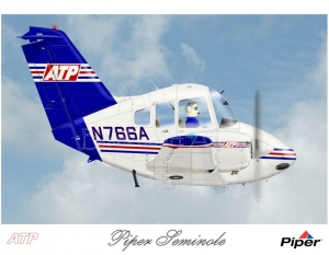Piper Seminole ATP