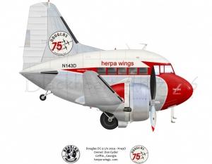 DC3 Herpa