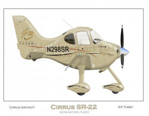 Cirrus SR-22