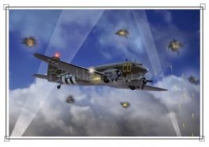 D-Day Dakota Delivery