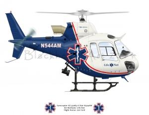 Eurocopter AS 350B3