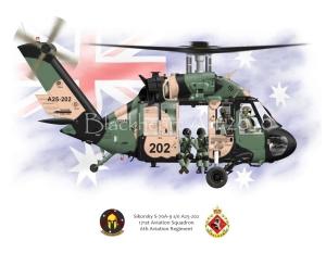 Australian Blackhawk