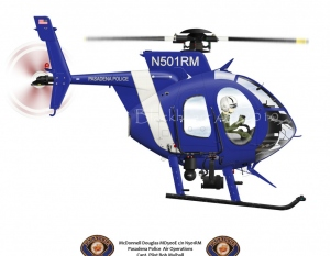 Pasadena Police Air Operations