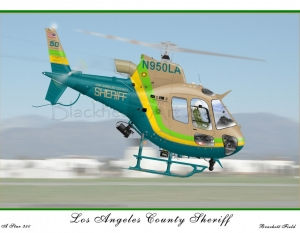 Eurocopter As 350 LACS
