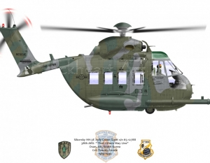 Sikorsky HH-3E Jolly Green