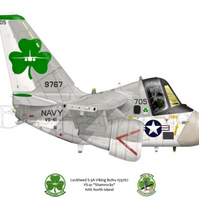 S-3 Viking VS-41