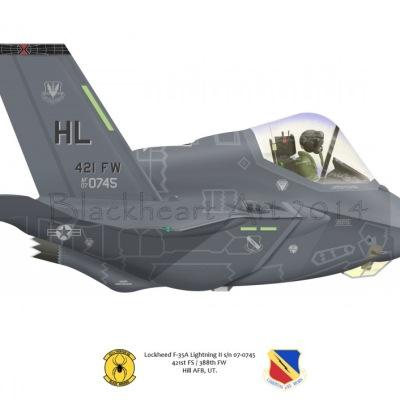 F35 421st FS