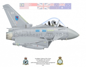 Eurofighter Typhoon FGR4 6Sq