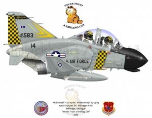 F-4 Michigan ANG