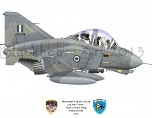 Greek F-4 Phantom
