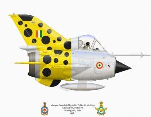 Mig21 Indian AF