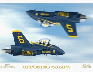 Opposing solos